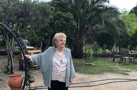 Adriana Garrido tiene 93 años y 13 hijos, su madre, 14
