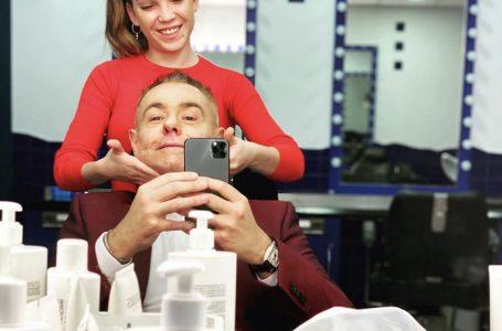 Rocío Gómez, maquilladora de los famosos de Telecinco