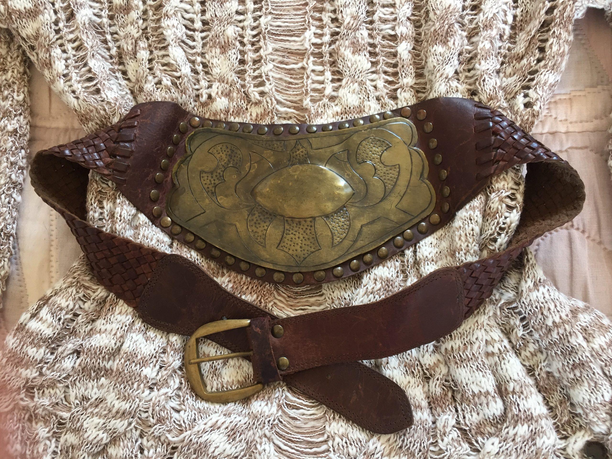 El cinturón: protagonista de tus looks