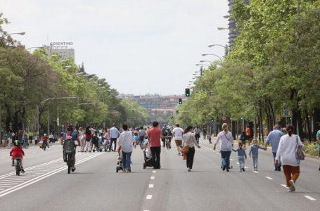 Desescalada, más zonas peatonales y nuevos servicios abiertos
