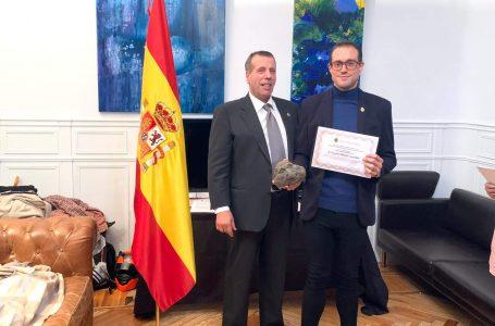 """Joaquín Moreno: """"Es cierto, nos espían a través de WhatsApp"""""""