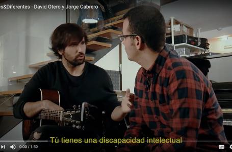 David Otero y Jorge Cabrero, #Iguales&Diferentes