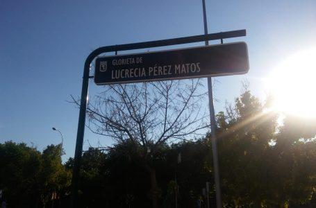 Concentración contra el racismo en la plaza de Lucrecia Pérez, Aravaca