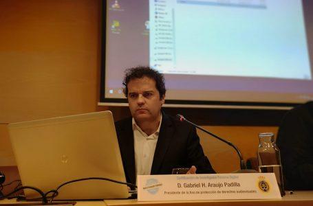 """Gabriel Araújo: """"La Agencia Española de Protección de Datos es un florero que no está cumpliendo con su obligación"""""""