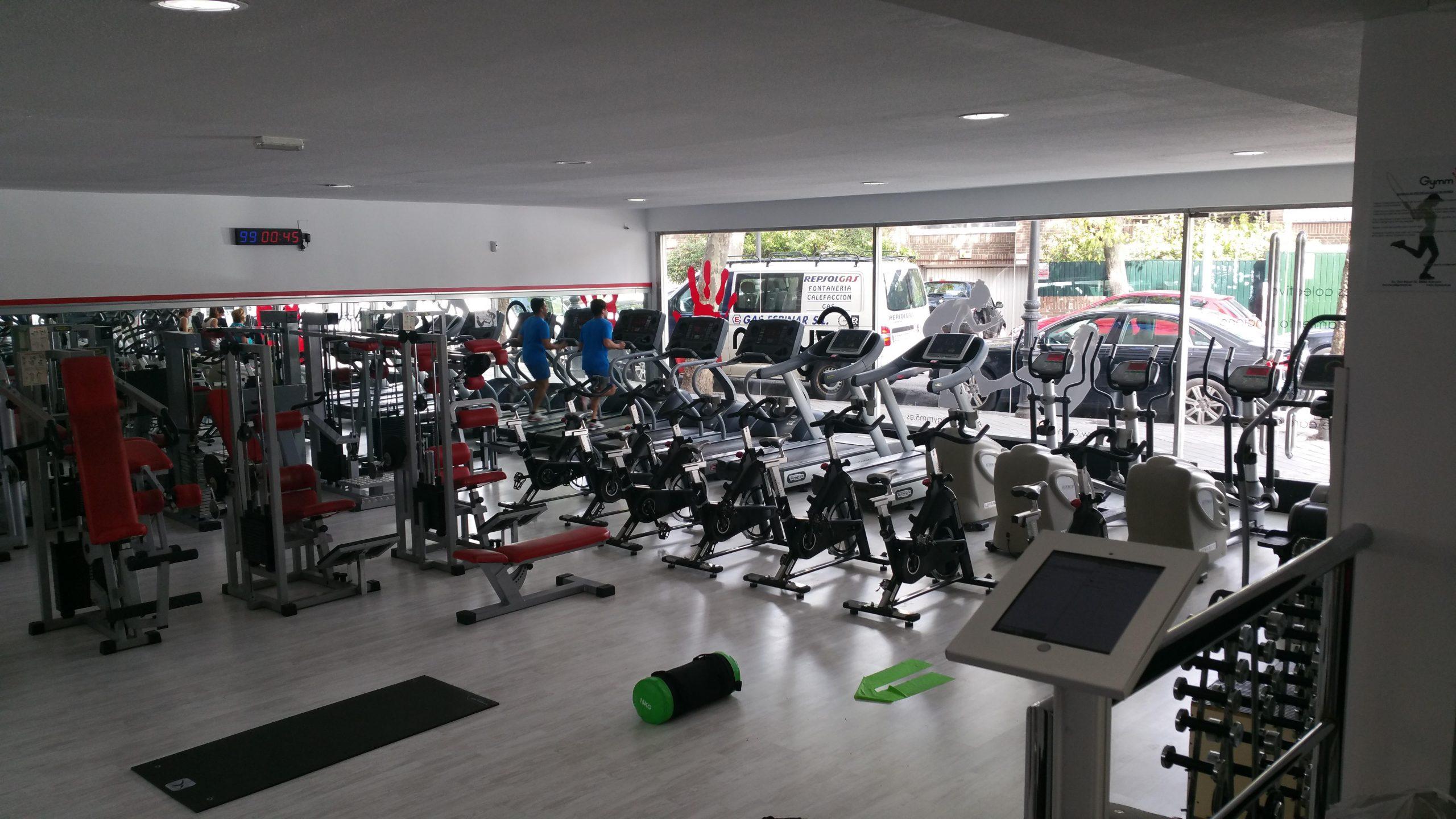 ¿Buscas gimnasio en Aravaca?