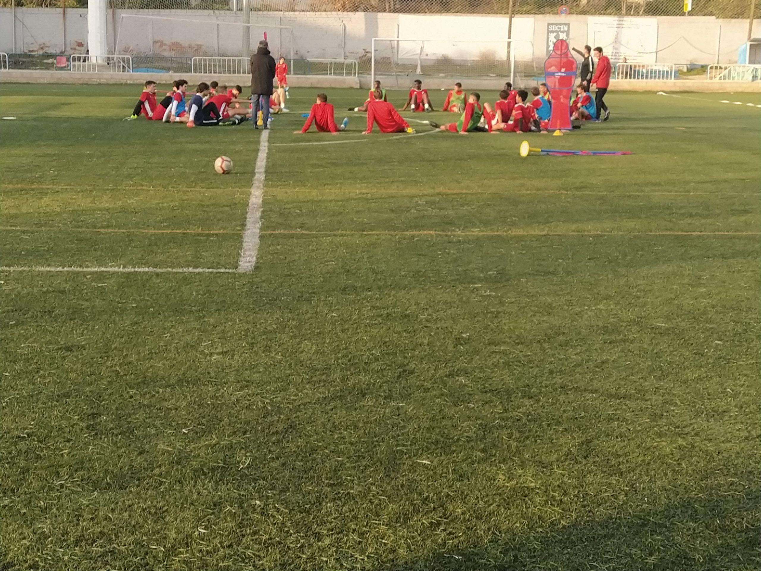 Aravaca se queda sin fútbol hasta septiembre