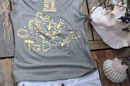 La camiseta: la prenda más vérsatil de nuestro armario