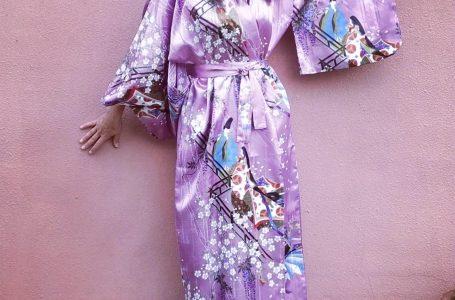 El encanto del kimono
