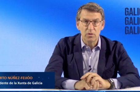"""Alberto Núñez Feijoo: """"El Xacoveo será el revulsivo económico del año 2021"""""""