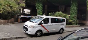 servicio de taxi en aravaca
