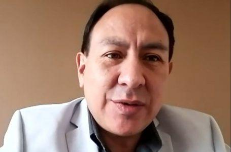 """Guillermo Tamayo: """"El Covid-19 no es nada. Es un simple virus que se elimina con dióxido de cloro diluido en agua"""""""