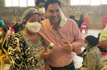 SAN JOSÉ DE CHIQUITOS (BOLIVIA) NO ESTUVO NUNCA LIBRE DE COVID, SEGÚN LOS DATOS RECOGIDOS POR SANIDAD