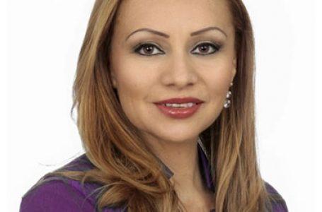 """Tannia Bayas: """"Esperábamos a mil periodistas, pero se conectaron 17.000 personas de todo el mundo en la primera rueda de prensa de la COMUSAV"""""""