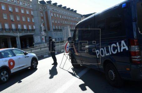 Cuatro detenidos y 200 multados en una fiesta ilegal celebrada en Aravaca
