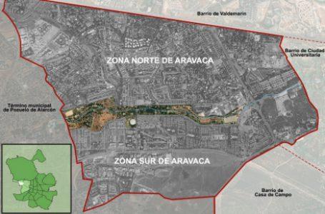 La asociación de vecinos Osa Mayor propone nuevas reformas en las instalaciones deportivas de Aravaca
