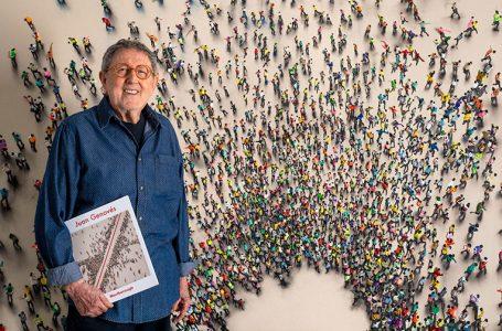 El nuevo auditorio de Aravaca llevará el nombre del pintor Juan Genovés