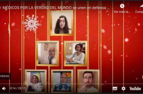 Médicos por la Verdad de todo el mundo en Navidad