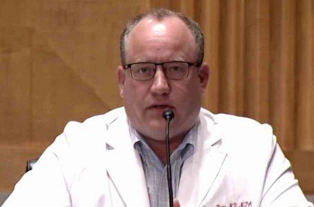 """Dr. PIERRE KORY: """"La ivermectina es un medicamento milagroso contra el COVID-19"""""""