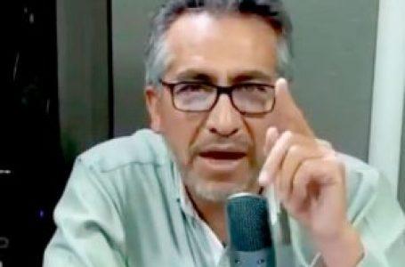 """""""El 95% de la Asamblea de La Paz se contagió de coronavirus, incluido su presidente, pero consumieron dióxido de cloro y todos se recuperaron"""", afirma el diputado Gustavo Torrico."""