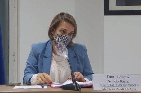 El Pleno debate sobre la reforestación del distrito y la prevención de los contagios por coronavirus en las escuelas