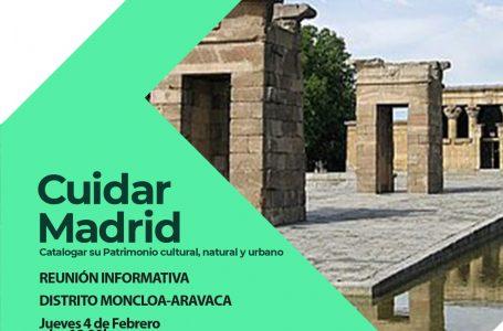 Más Madrid propone que los vecinos de Moncloa-Aravaca puedan elegir y proteger su patrimonio