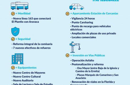 Aravaca evoluciona: Luz verde por fin para su instituto, el bus 163 la comunicará con El Plantío y 7 nuevos policías patrullarán sus calles.