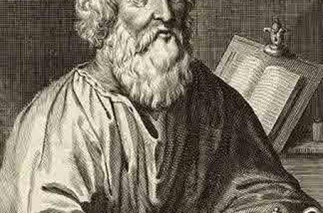 Mensaje de Hipócrates a los médicos