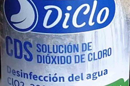 EL DIÓXIDO DE CLORO ES LA GRAN VACUNA