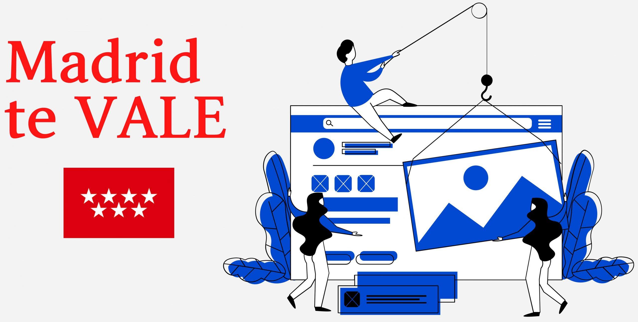 """""""Madrid Te Vale"""", una plataforma audiovisual para pymes"""