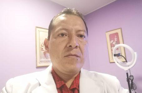 """DR. IRO CHAGUA, CONGRESISTA: """"El avance de la ciencia siempre ha sido así, una minoría es marginada, excomulgada, amenazada, sentenciada a veces a muerte por defender una verdad que es contraria a la verdad de las autoridades""""."""
