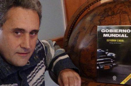 """Esteban Cabal: """"La plandemia del SARS COV 2 está manipulada por las grandes corporaciones farmacéuticas que tienen detrás un historial delictivo impresionante"""""""