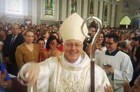 """Monseñor Bertram Wick: """"Estoy tomando dióxido de cloro de manera preventiva desde abril del año pasado"""""""
