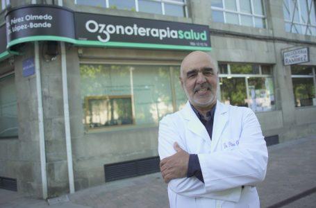 Un juez ordena al hospital de la Plana, en Castellón, que aplique la ozonoterapia en la UCI a Juan Francisco Martí, muy grave debido al coronavirus