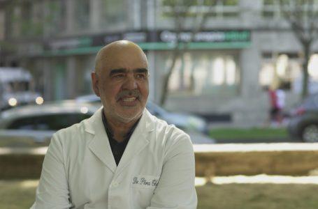 """DR. JUAN CARLOS PEREZ OLMEDO: """"La medicina tiene mucho de farsa y la industria farmacéutica es la que controla y dirige el pensamiento de la mayoría de los médicos"""""""