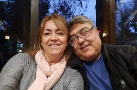 La doctora Andrea Carrasco salva la vida de su marido, el también médico Alí Eduardo Manzur, ocultando a los sanitarios del hospital que le administraba CDS endovenoso